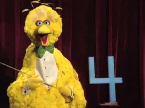 "Sesame Street - ""I Just Adore Four"" (remake) thumbnail"