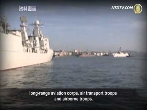 Are Russia's Military Drills Aimed At China?