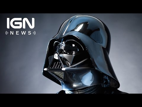 Rogue One's Darth Vader to Be Voiced by James Earl Jones - IGN News