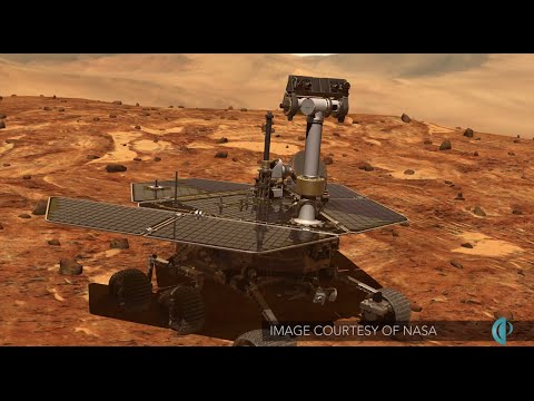 Opportunity Rover Completes a Marathon on Mars with our Team's Help