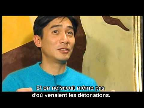 Tony Leung Chiu-Wai Interview carrière. VOST 2002.