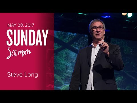 The Reluctant Leader [Moses and Me - Finding My Identity Pt. 2] - Steve Long (Sunday May 28, 2017)