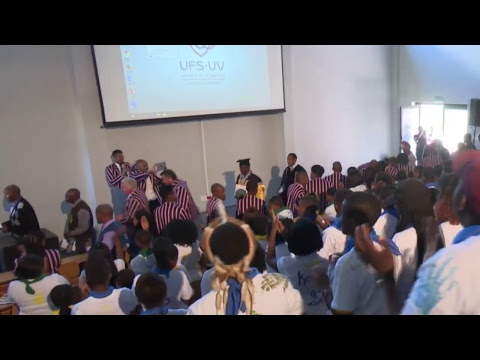Qwaqwa First Years Welcoming Ceremony 2018