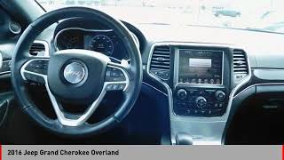 2016 Jeep Grand Cherokee 2016 Jeep Grand Cherokee