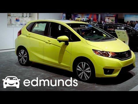 2017 Honda Fit Review | Features Rundown | Edmunds