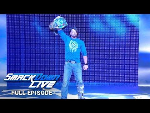 WWE SmackDown LIVE Full Episode, 6 December 2016