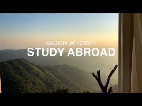 Augusta University Study Abroad Program