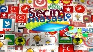 Seçim Masası Ak Parti Yunus Emre Belediye Başkan adayı Mehmet Çerçi (5 Şubat)