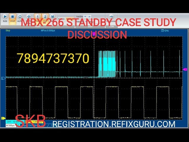 #MBX-266# STANDBY SKB CASE STUDY DISCUSSION