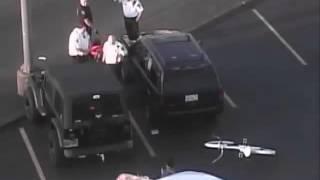 Washington Cop Attacks Girl for Riding bike