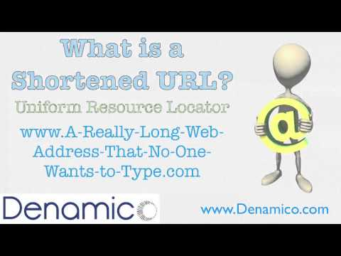Advertising Agency Minneapolis What is a shortened URL?
