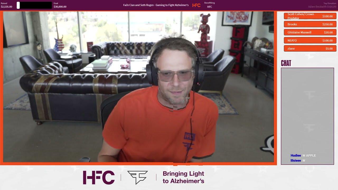 Download Seth Rogen plays Rocket League