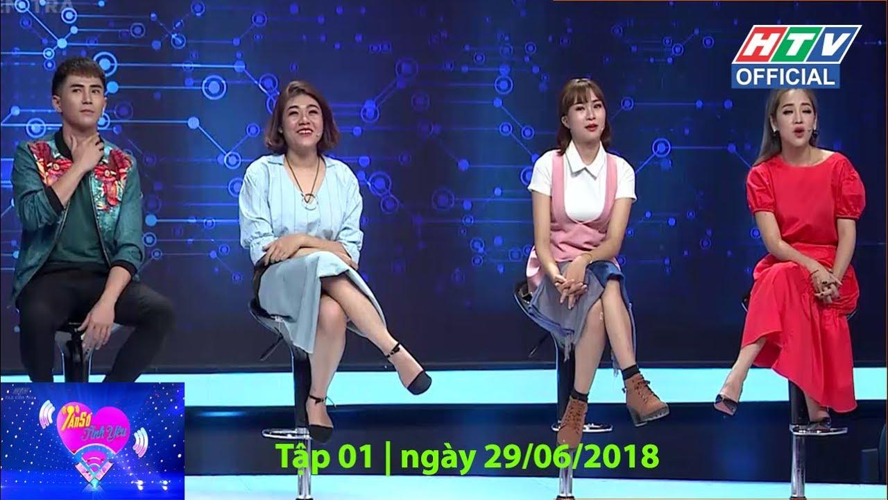 image HTV TẦN SỐ TÌNH YÊU | TSTY #1 FULL | 29/6/2018