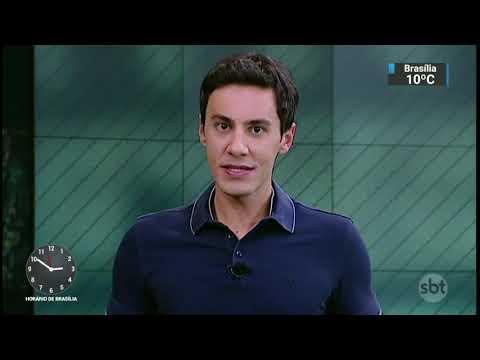 Bloco de esportes :SBT Notícias 20.12.2017