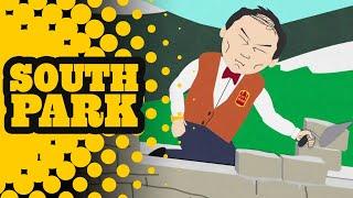 "City Wok Guy's Great Wall - South Park - ""Child Abduction Is Not Funny"" - s06e11"