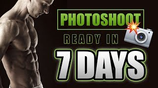 Photoshoot Ready In 7 Days