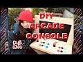 DuB-EnG: Home made MAME Retro Arcade games machine cabinet build PT4 raspberry pie snes mega drive