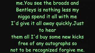 NAS - if Heaven was a mile away (lyrics)    - Niky