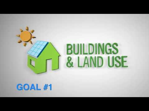 Environmental Sustainability Goal #1 Buildings and Land Use