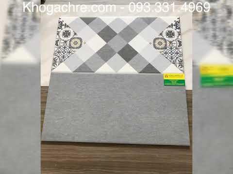 gạch ốp tường phòng khách đẹp 30x60