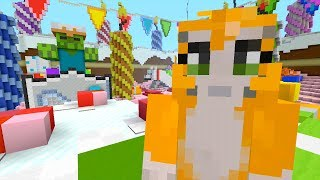 Minecraft Birthday - Special Tumble Mini-game