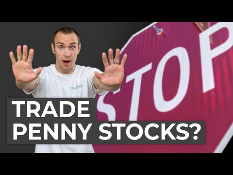 Should You Learn How to Trade Penny Stocks? No! (Here's Why…)