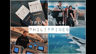 TRAVELING FOR 32HOURS, PHILIPPINES VLOG 🇵🇭  Part 1  HexAya