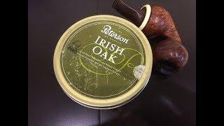 обзор трубочного табака Peterson Irish Oak