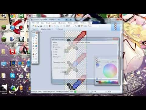 How To Create A Minecraft Texture Pack + Animate Items/blocks