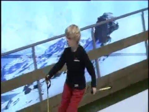 Skiing at Ski Centre Dublin