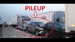 United States Car Crash Compilation