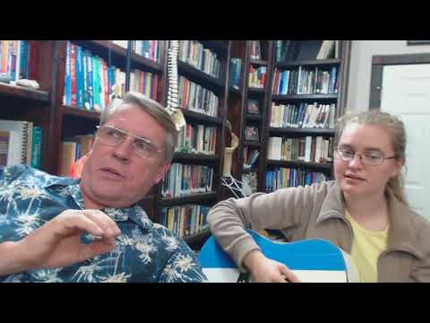 Dr Kent Hovind 101717 Gen 26 Music lesson, Isaac the well driller