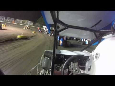 2nd Night Of Spring Fling Started: 11th Finished: 14th out of 17. - dirt track racing video image