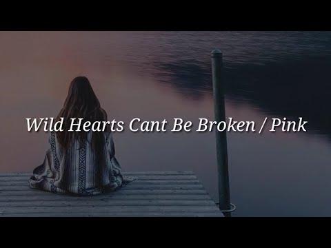 Pink - Wild Hearts Can't Be Broken (Lyrics)