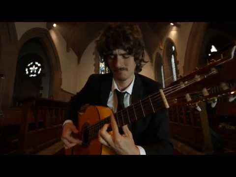 Tom Metcalfe - Romanza (classical guitar 2016)