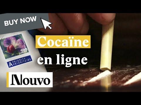 Acheter de la drogue sur Internet