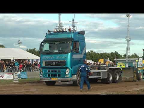 Standaard trucks IJzendoorn 2017