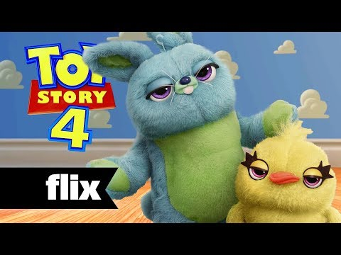 Toy Story 4 - Meet The New Toys (2019)