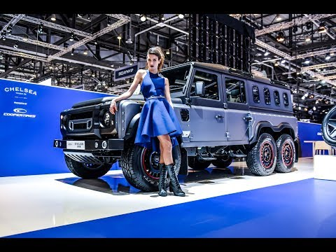 Cooper Tire Europe at this year's Geneva Motor Show (March 8-18).