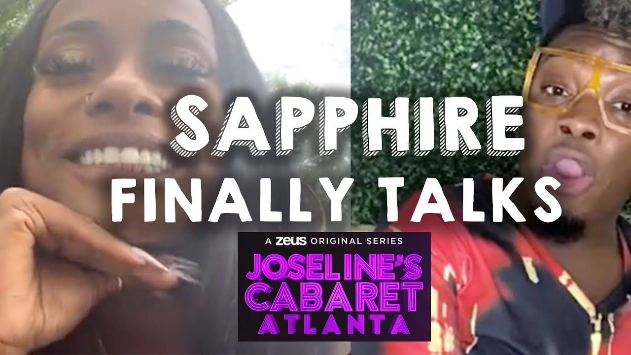 Download Sapphire Talks Joseline Shade at the Reunion, Her Silicone Removal GoFundMe & Throwing Scooby Snacks