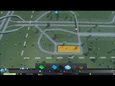Cities: Skylines - How to Start Your First City Tips and Layout