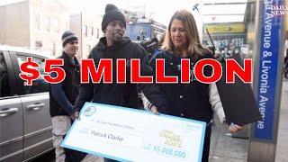 $5 Million Winner on a $10 Ticket!!!!