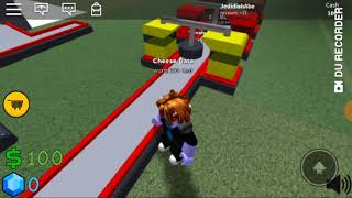 Jed jouant ROBLOX Pizza Factory Tycoon