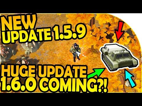 NEW ALPHA UPDATE 1.5.9 - HUGE NEW UPDATE 1.6.0 COMING?! - Last Day On Earth Survival 1.5.9 Update