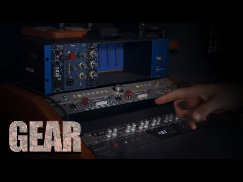 How Does A Pre Amplifier Work? With Ams Neve, Stam Audio And Audient.