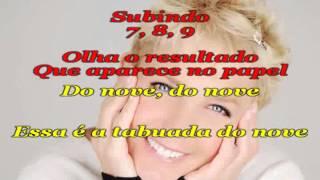 Xuxa - Tabuada Do Nove