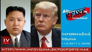 Informačná vojna 11. augusta 2017