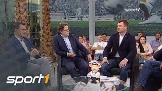 DFB-Affäre: Mitleid für Niersbach | SPORT1 DOPPELPASS