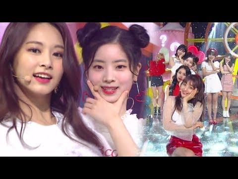《Comeback Special》 TWICE(트와이스) - What is Love? @인기가요 Inkigayo 20180415