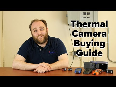 How to Choose a Thermal Camera - IR Camera Buying Guide
